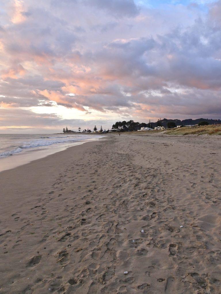 Whangamata Beach, Coromandel Peninsula, New Zealand