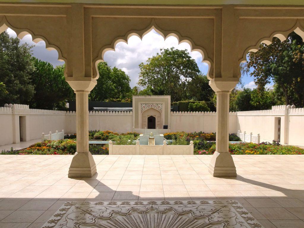 Hamilton Gardens New Zealand Indian Garden