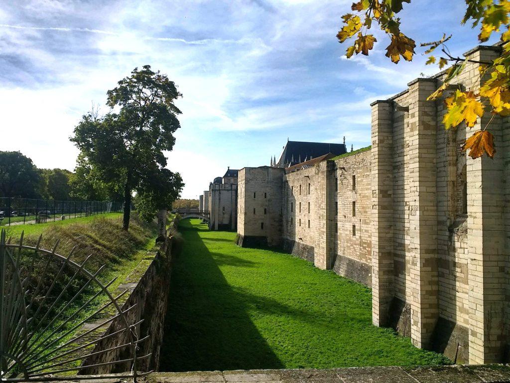 Castle of Vincennes, Paris, France