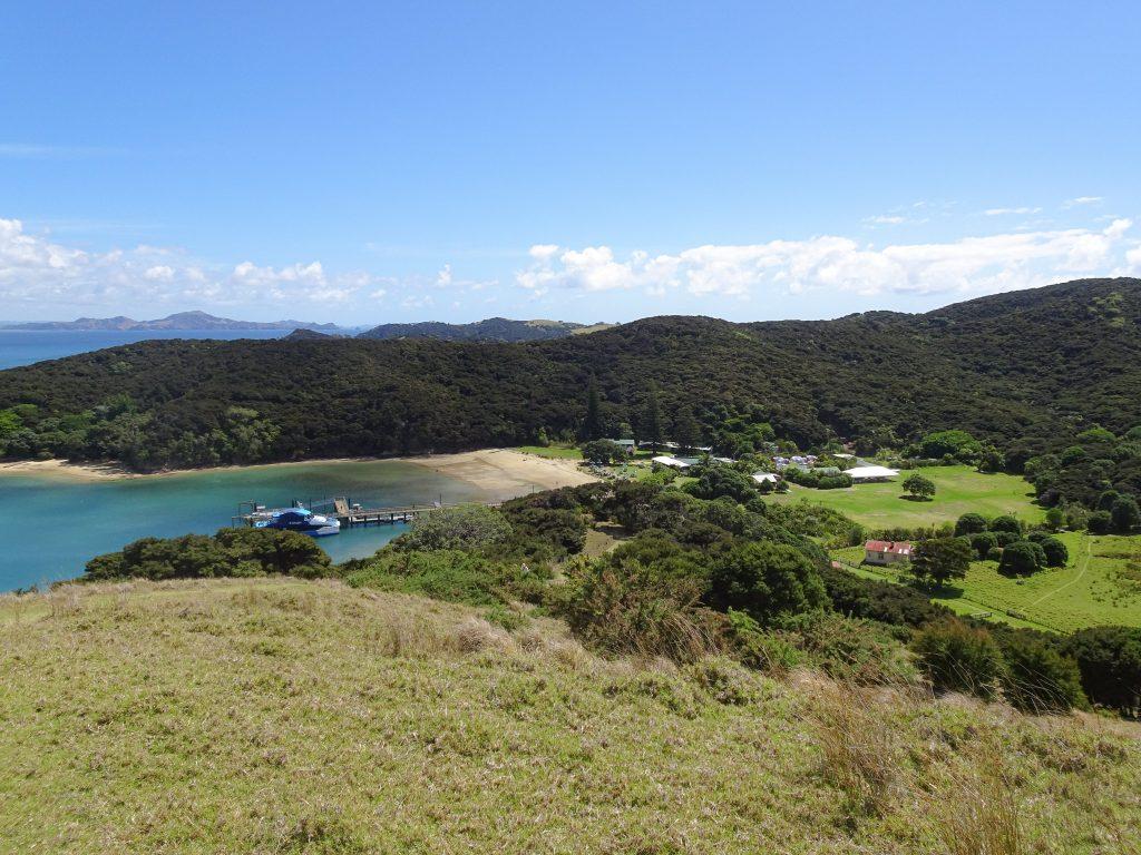 Otehei Bay, Urupukapuka Island, New Zealand