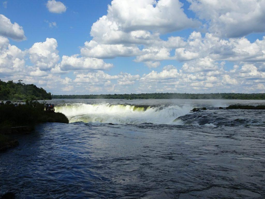 Maelstrom at Iguazu Falls, Argentina